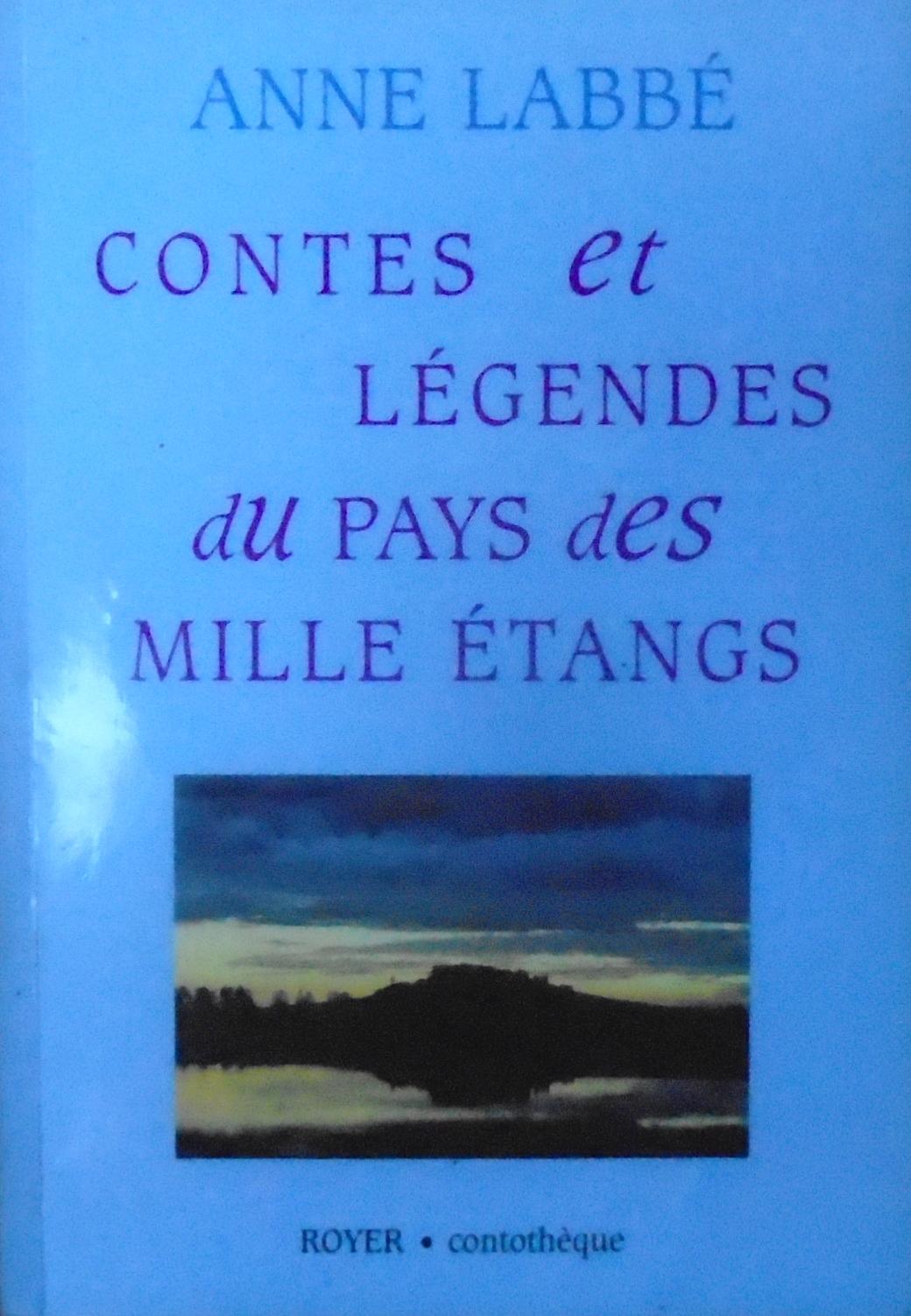 Contes et légendes du Pays des Mille Étangs